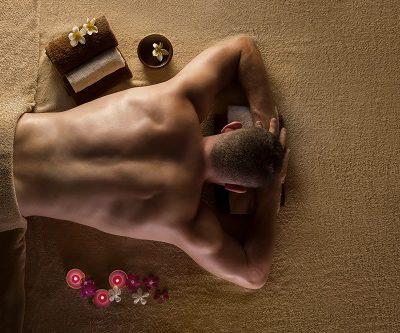 Техника тайского массажа для мужчины