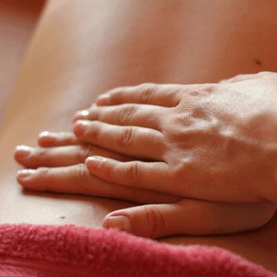 Попочный массаж